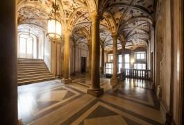 Atrio Palazzo Gio Carlo Brignole - Genova